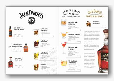 Kataloger Jack Daniels