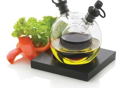Olje og eddik
